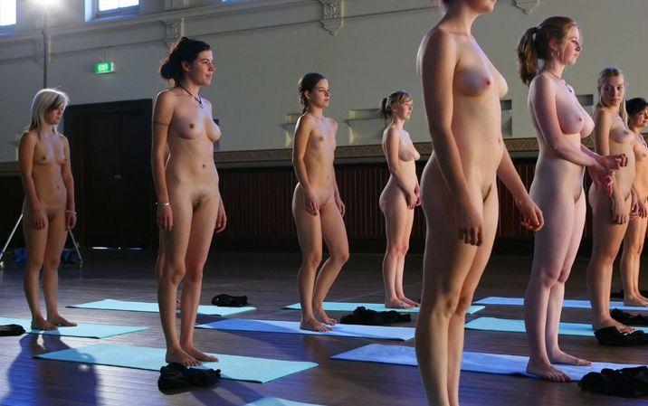 Групповая эротическая гимнастика